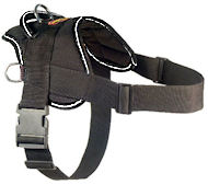 Comfortable Dog Harness for English Bulldog-adjustable harness