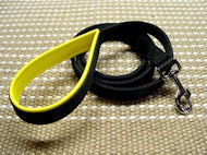 3/4 inch Padded Handle Dog Leash-English Bulldog Leash