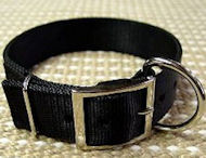 Durable Nylon Dog Collars for English Bulldog