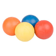 Crazy Color Solid Rubber Ball (2 1/3 inch) - TT12