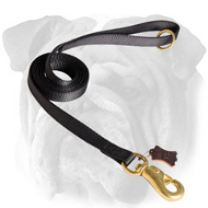 Any Weather and Any Occasion Nylon Leash for English Bulldog