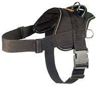 Flexible Freedom Dog Harness for English Bulldog