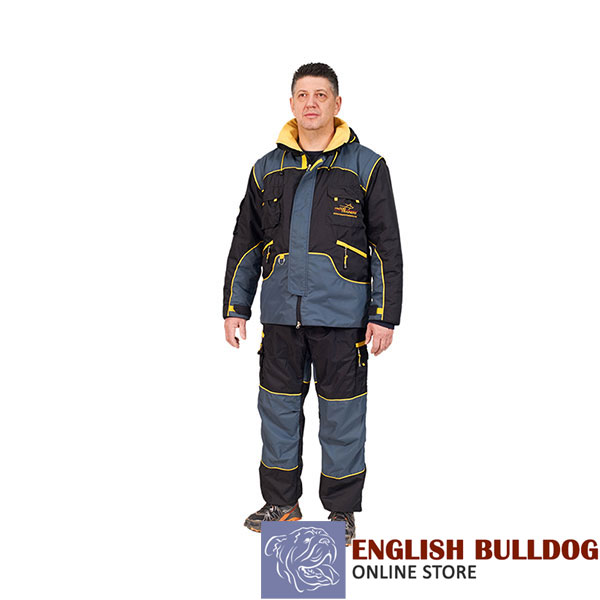 Reliable Protection Suit for Dog Training