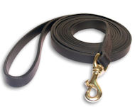 Handcrafted Leather dog leash 6 foot