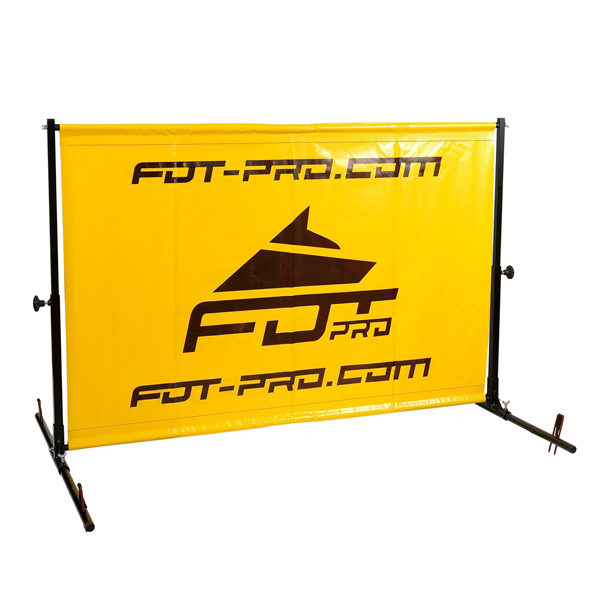 English Bulldog barrier for professional Schutzhund  training
