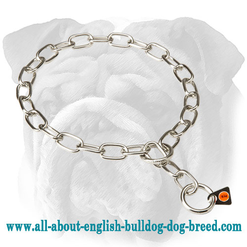 Stainless Steel English Bulldog Fur Saver - 1/9 inch (3 mm)