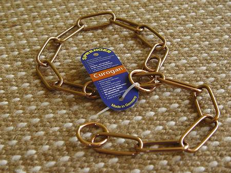 fur saver dog collar - herm sprenger collar